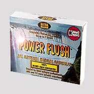 Power Flush Capsules - Herbal pills Flush Capsules